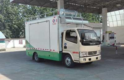 程力威牌CLW5040XCCE5型餐车