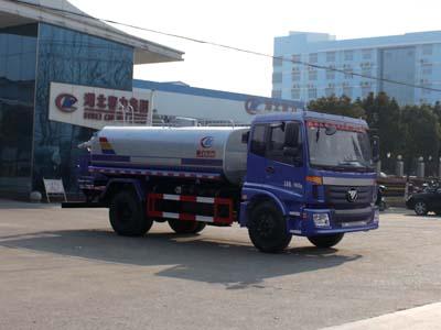 程力威牌CLW5161GSSB5型洒水车